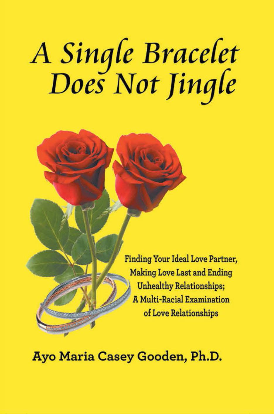 A Single Bracelet Does Not Jingle Book